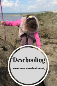 Deschooling unschooling home education www.mammasschool.co.uk