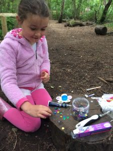 Play Is Learning - Let Them Play | Outdoor Play http://oddhogg.com