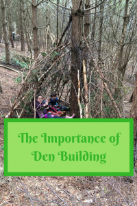 Den Building-An Endangered Activity. The Importance of Den building children den building www.mammasschool.co.uk