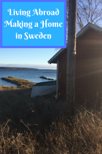 Living Abroad in Sweden Part 4 Making a home www.mammasschool.co.uk