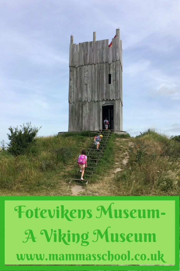 Fotevikens Museum, viking museum, outdoor museum, vikings, skane, sweden, www.mammasschool.co.uk