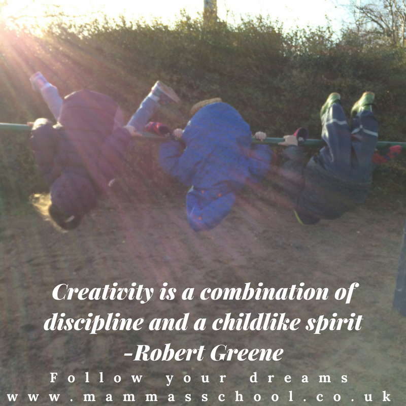 Inspiration Wednesday - Creativity, creativity, quote, quotes, motivation, inspiration, www.mammasschool.co.uk