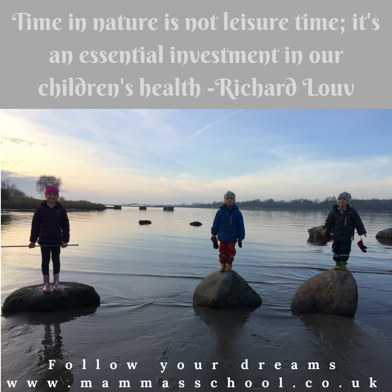 Inspiration Wednesday - Children's Health, Children's Health, outdoors, nature, nature play, outdoor play, quotes, quote, inspirational quote, motivational quote, www.mammasschool.co.uk