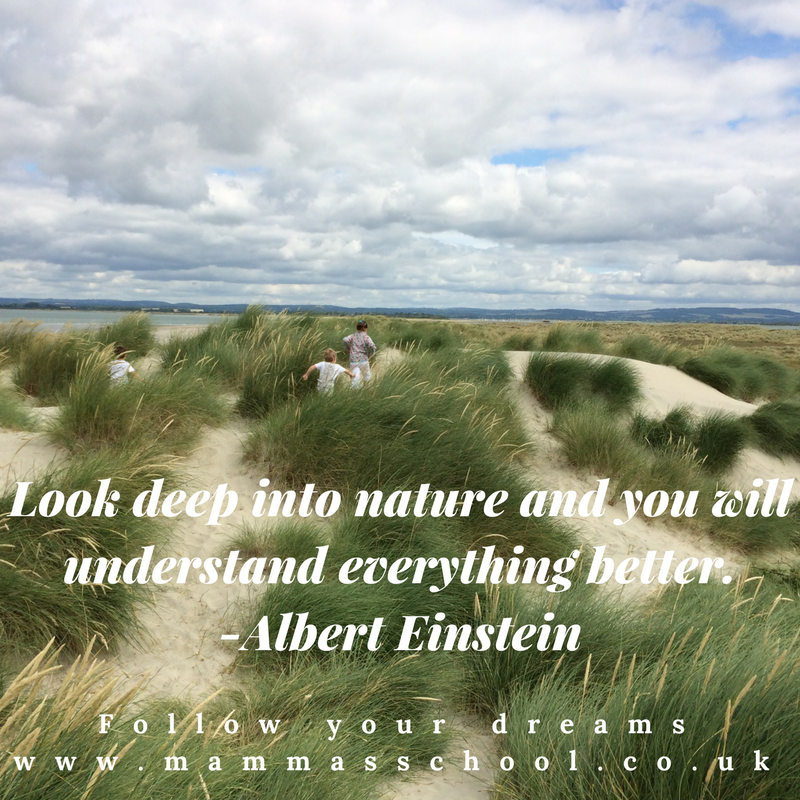 Inspiration Wednesday - Nature Therapy, Nature Therapy, healing nature, nature, www.mammasschool.co.uk