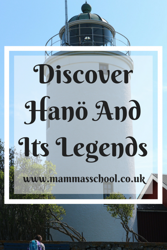 Discover Hanö and its legends, Hanö, Hano, Blekinge, Karlskrona, Sweden, Southern Sweden, archipelago, www.mammasschool.co.uk