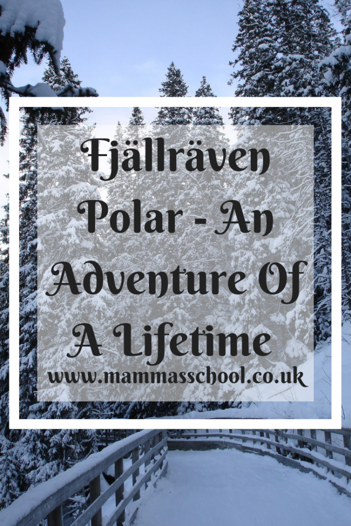Fjällräven Polar + An Adventure of a lifetime, Fjällräven, explore, arctic, arctic adventure, polar adventure, www.mammasschool.co.uk