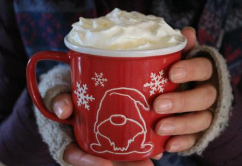 Cosy Winter Hot Drink