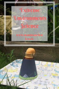 Extreme Environments science, whizz pop bang, kids science, children's science,children's experiments, volcanoes www.mammasschool.co.uk