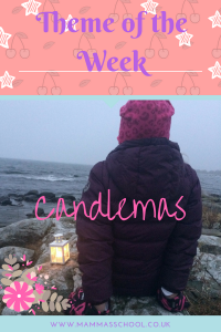 Candlemas, nature curriculum, nature learning, nature, www.mammasschool.co.uk