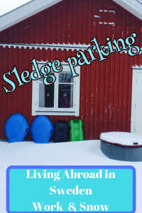 Living Abroad in Sweden work and snow www.mammasschool.co.uk