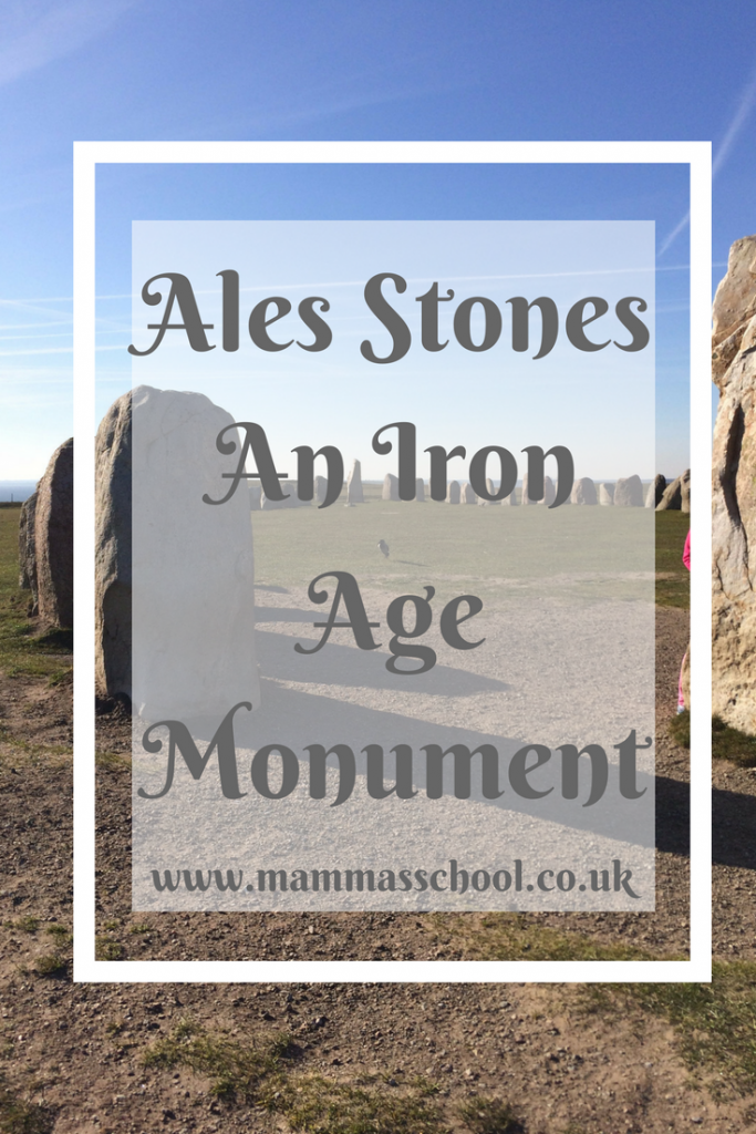 Ales Stones, Ales Stenar, Iron Age Sweden, Sweden Monument, www.mammasschool.co.uk