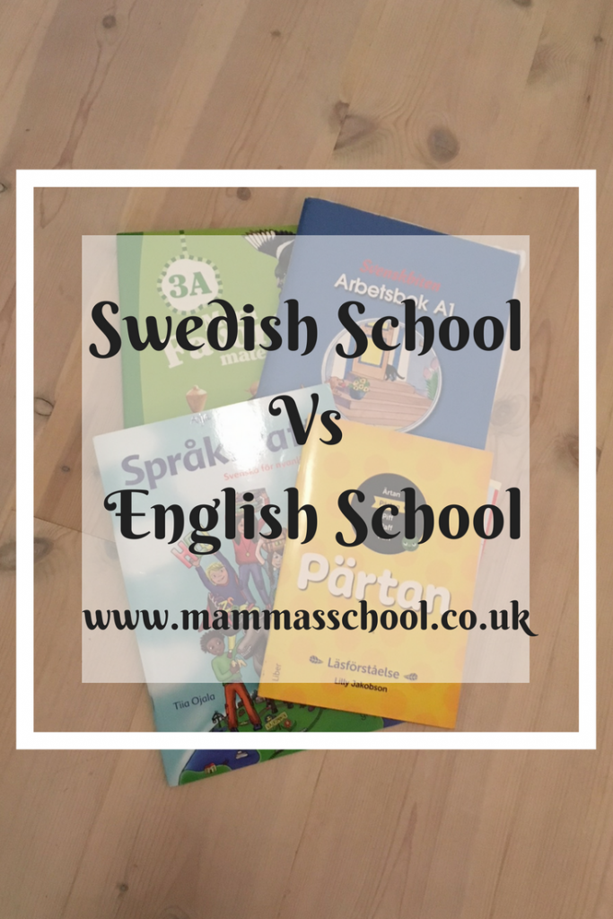 Swedish School Vs English School, Swedish school, school in Sweden, Sweden education, www.mammasschool.co.uk