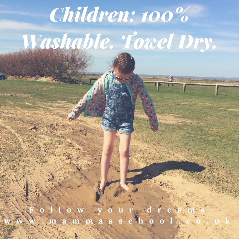 Inspiration Wednesday - Embrace The Dirt!, benefits of mud and dirt, dirt, mud, children and dirt, muddy children, dirt is good, mud is good, www.mammasschool.co.uk