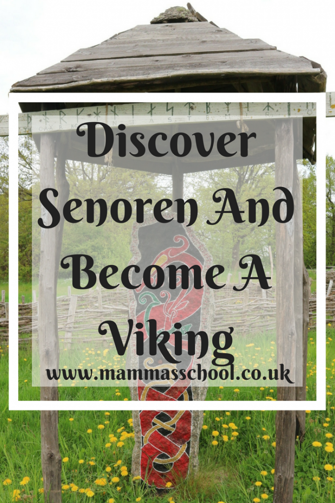 Discover Senoren and Become A Viking, Senoren, Sweden, Southern Sweden, Blekinge, www.mammasschool.co.uk