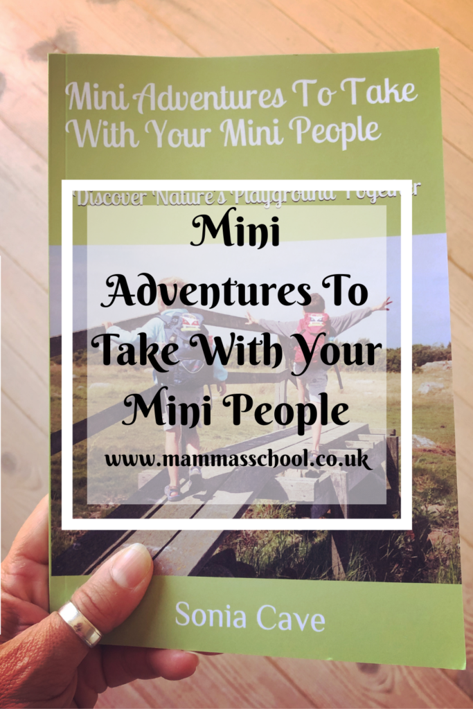 Mini adventures to take with your mini people, get outdoors, get outside, nature play, outdoor play, campfires, bushcraft, camping, hiking, geocaching, tracking, rainy day, carving, whittling, sunrises, www.mammasschool.co.uk